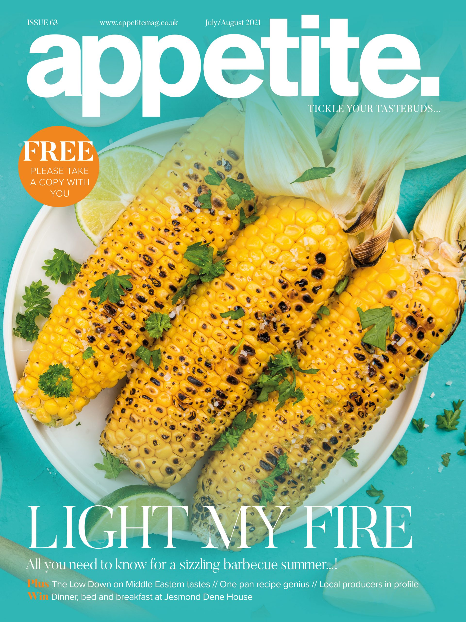 Appetite62 - July/August 2021