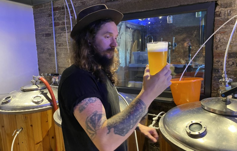 Ales and old Norse tales at new Northumberland brewery