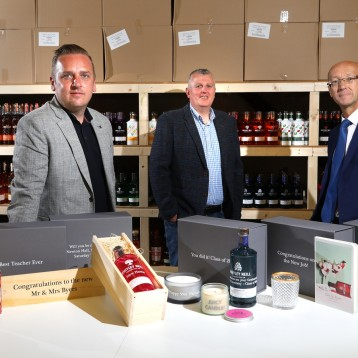 The Gin & Rum Warehouse set for expansion