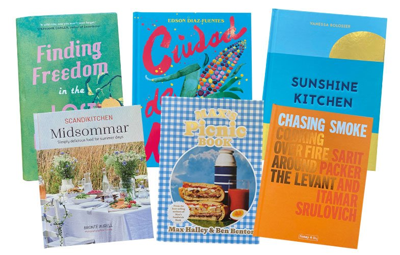 Books for cooks – July 2021