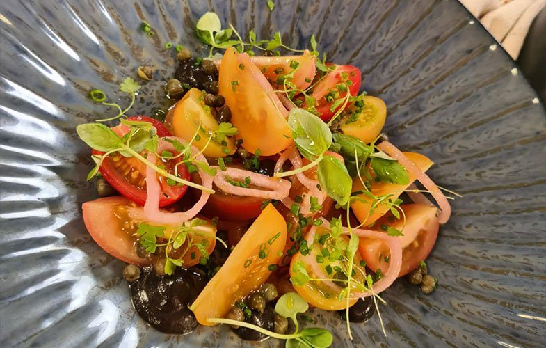 The Blackbird plates up new autumn menu