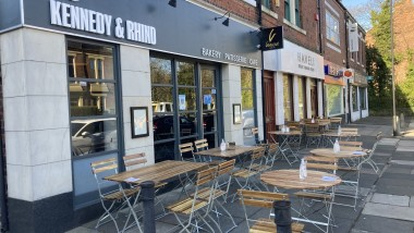 New developments on the menu for Kennedy and Rhind