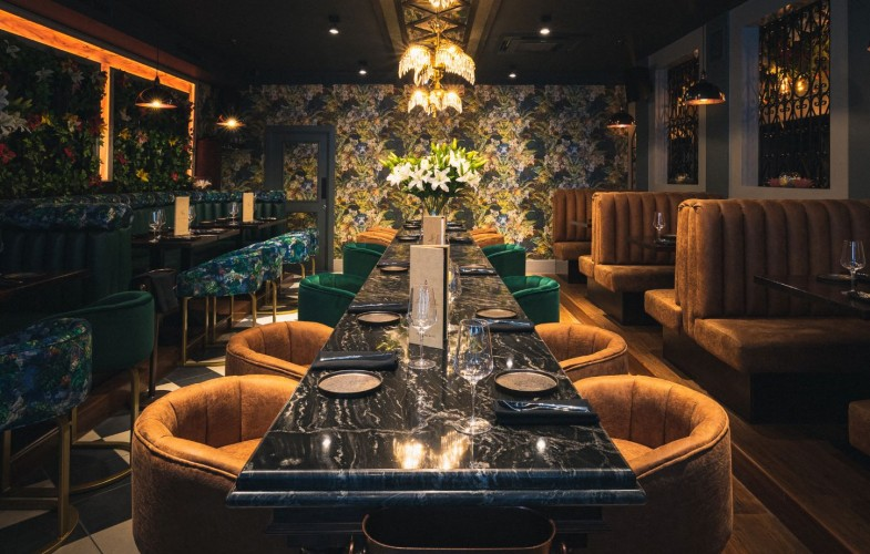 New menus and top award for Leila Lily's