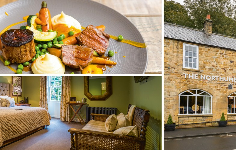 Win a break for two at The Northumberland Arms