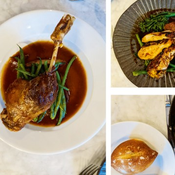 Dinner review: Vive la tradition at Bouchon Bistrot