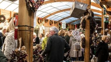 Brocksbushes Christmas Fayre returns November 11-14